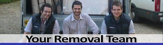 Your Cheltenham Removal team