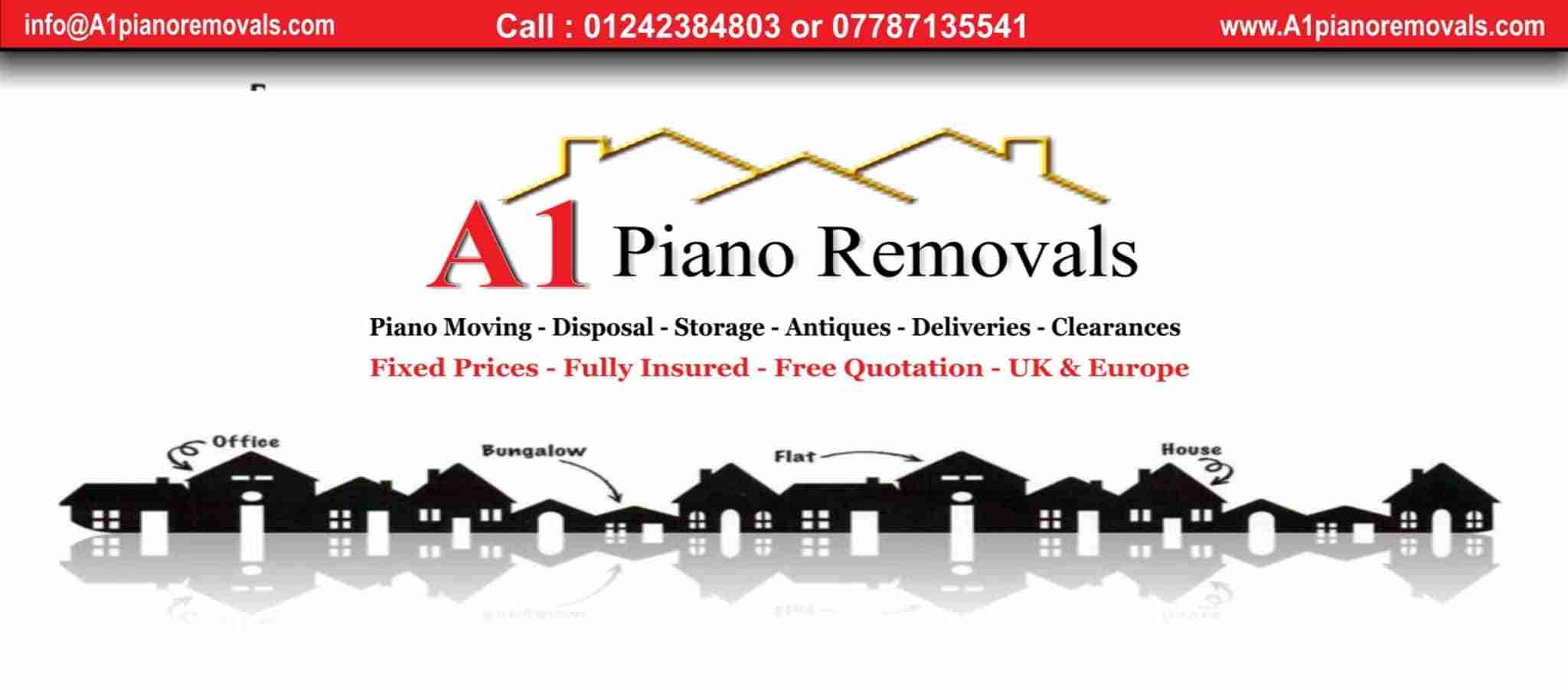 A1 Piano Removals