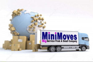MiniMoves house removals