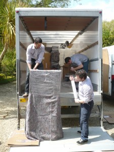 Loading-Lorry